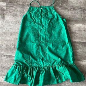 Girls size 10 spaghetti strap sun dress